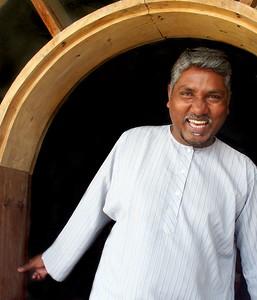 Man of Punjab -- Church Pastor