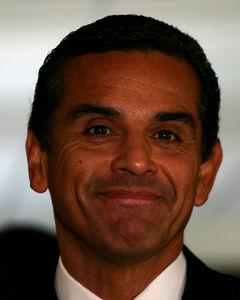 Antonio Villaraigosa -LA Mayor  http://en.wikipedia.org/wiki/Antonio_Villaraigosa
