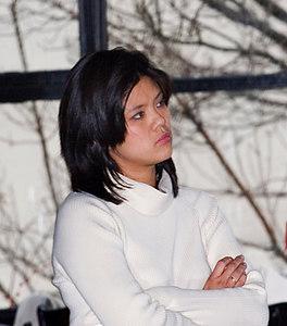 A Pensive Claudine Wong - Channel 2 - Oakland, CA  http://www.ktvu.com/station/3528345/detail.html