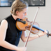 Silke Kirstine Kidholm on Violin