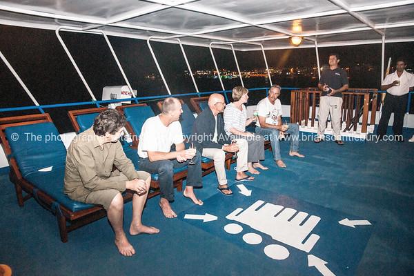 "On the last evening.           <a href=""http://www.blurb.com/b/3551540-galapagos-islands"">http://www.blurb.com/b/3551540-galapagos-islands</a>"