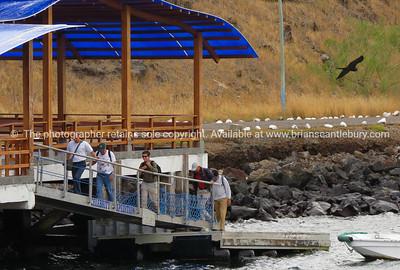 Leaving the San Jose, finally.          www.blurb.com/b/3551540-galapagos-islands