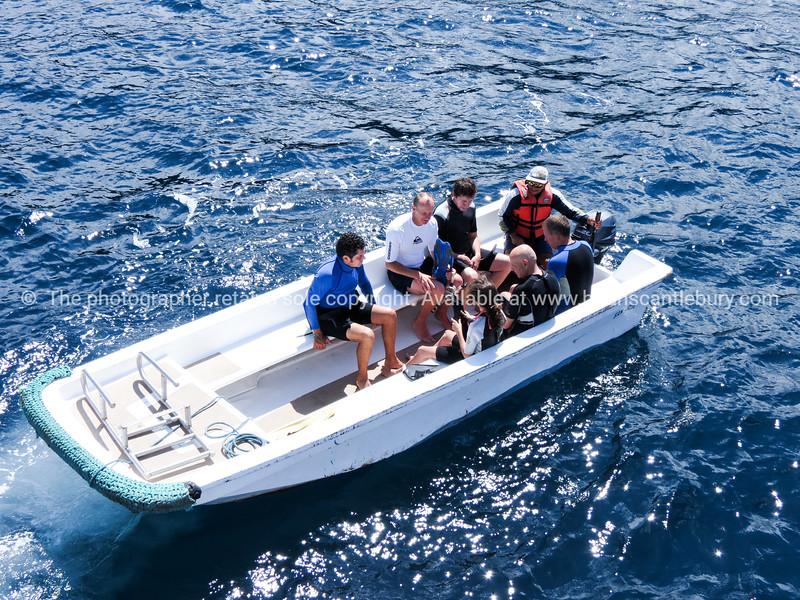"Heading back to the San Jose.           <a href=""http://www.blurb.com/b/3551540-galapagos-islands"">http://www.blurb.com/b/3551540-galapagos-islands</a>"