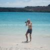 """Rolf in the scene.           <a href=""""http://www.blurb.com/b/3551540-galapagos-islands"""">http://www.blurb.com/b/3551540-galapagos-islands</a>"""