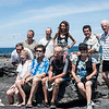 """The group, on Sombrero Chino.           <a href=""""http://www.blurb.com/b/3551540-galapagos-islands"""">http://www.blurb.com/b/3551540-galapagos-islands</a>"""