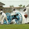 Canon Firing