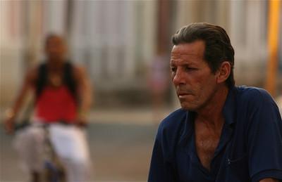 In gedachten, Cuba.