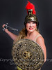 Jane Sandhaus-Packer with Sword - Miss Mazeppa - Copyright 2015 Steve Leimberg - UnSeenImages Com A8442091
