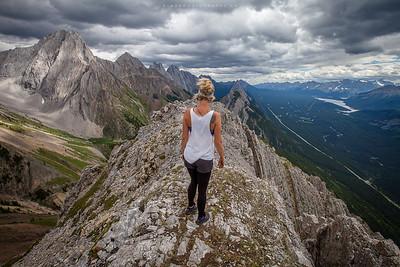 Bree on Grizzly peak