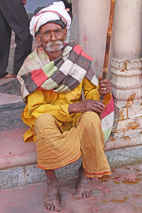 An Indian Sadhu