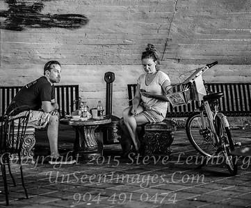 Riverwalk Greenville S C  Copyright 2017 Steve Leimberg  UnSeenImages Com L1000144