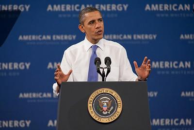 President Obama speaks at UM 2012