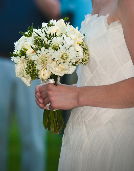 """A Bride and her Bouquet"" - Chris & Julianna's Wedding"
