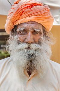 An Indian Sadhu