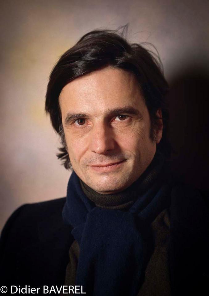 17 Apr 1990, Paris, France --- French Actor Jean-Pierre Leaud --- Image by © Didier Baverel/Kipa/Corbis