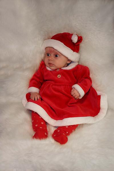 Little Miss Claus