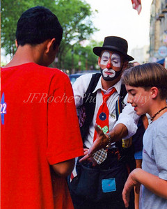 River Street Clown