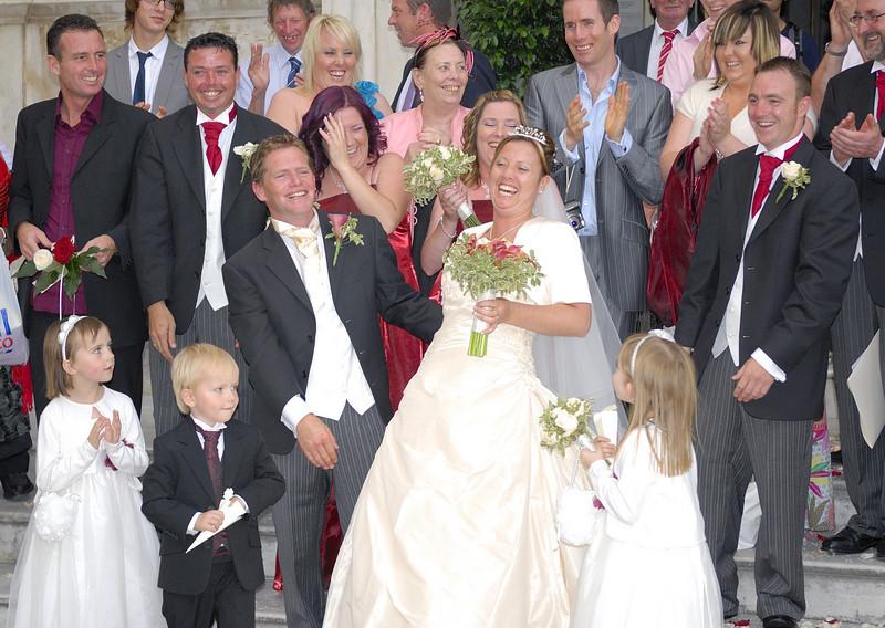 Irish Wedding - Positano, Italy