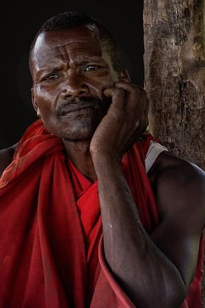 Kenyan Villager Copyright 2021 Steve Leimberg UnSeenImages Com _DSC7398