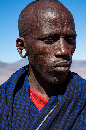 Tanzanian Herder Copyright 2020 Steve Leimberg UnSeenImages Com _DSC1431