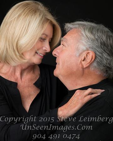 Kathy and Bill Maurer  2013 Portrait Steve Leimberg UnSeenImages com A0008416