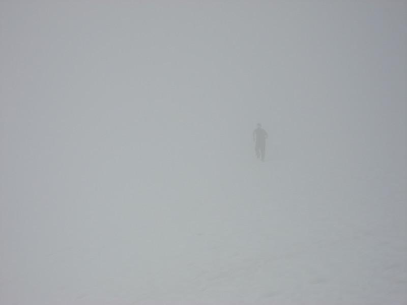 Hiking near Seward, AK