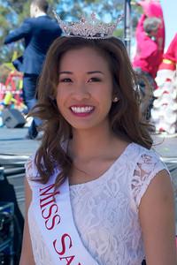 2012 Miss San Francisco, Vivian Wei. 2012 Treasure Island Dragon Boat Festival ref: c0712b98-dd42-42f4-a502-a8fff214a644