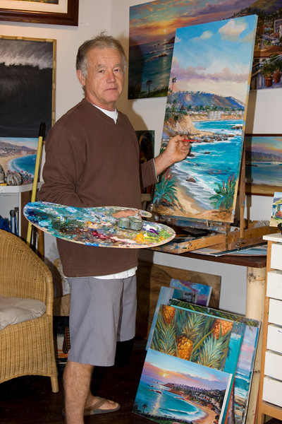 Walter Viszolay, artist