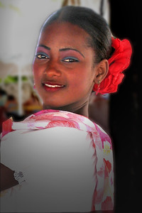 Dominican Republic woman