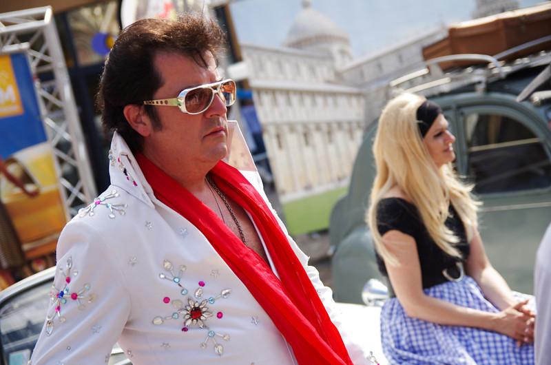 Elvis le retour...