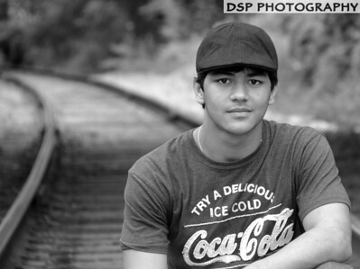 Portraits taken of Jacob Koerner and his family. August 30, 2014 in and around Westminster, MD.