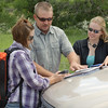 NRCS helps producers in planning conservation activities.