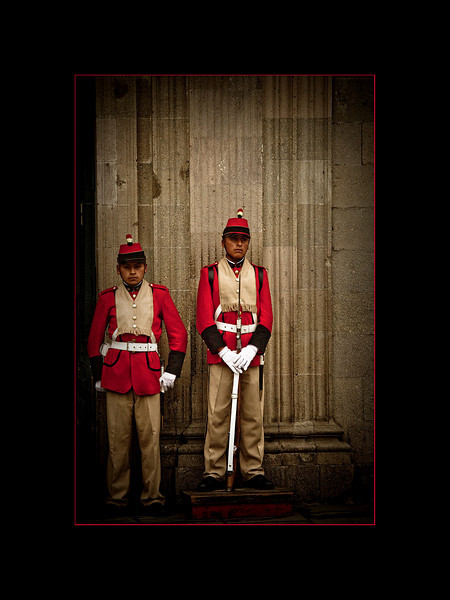 Colonial Guards