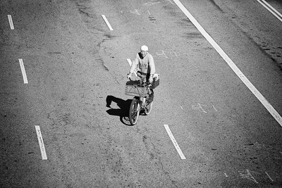 a rider was approaching - 2014