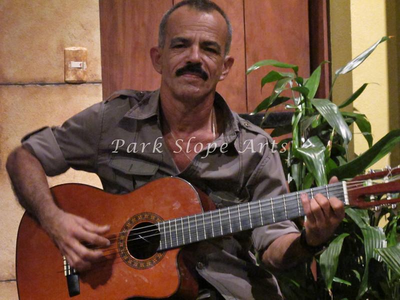 Costa Rican Musician/singer.
