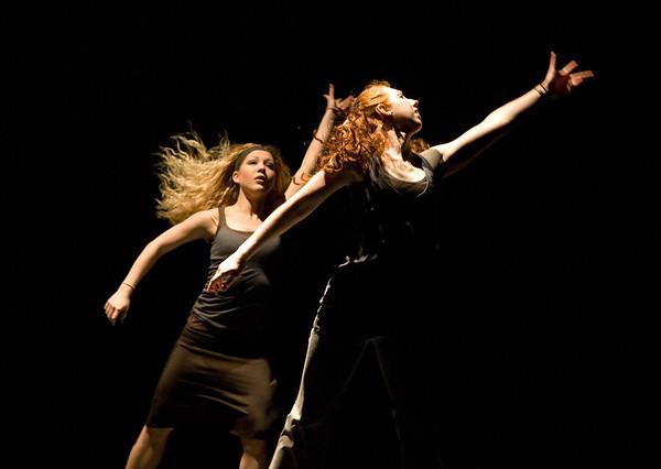 From 'ARC: ECHO: FALL' by choreographer John Dixon.