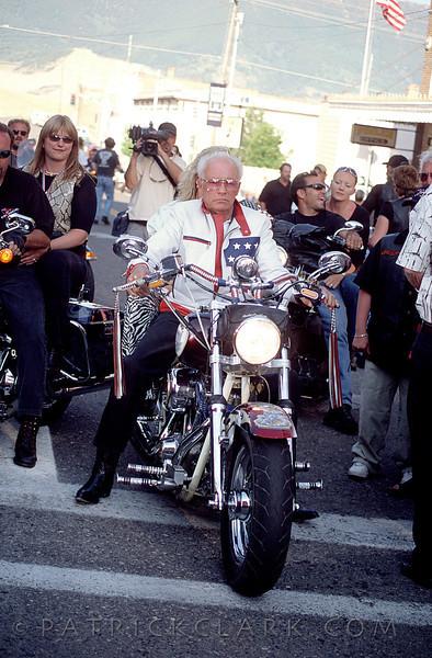 Evel Kneivel, Butte, Montana 2004