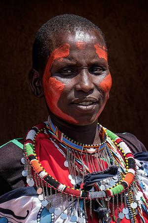 Kenyan Woman Copyright 2021 Steve Leimberg UnSeenImages Com _DSC3013