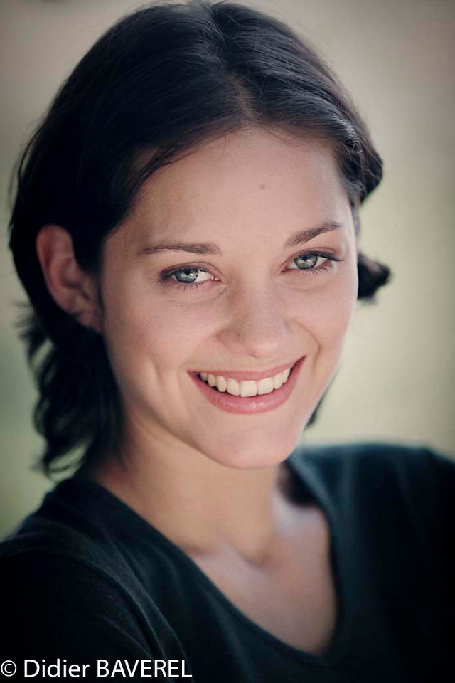 2001, France --- French actress Marion Cotillard during the filming of the made-for-television movie , directed by Laurent Carceles. --- Image by © Didier Baverel/Kipa/Corbis