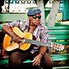 Cuban street musician.
