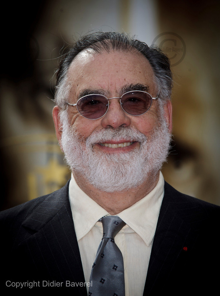 *legende* 10 ieme Festival International du Film de Marrakech. Photocall de Francis Ford Coppola