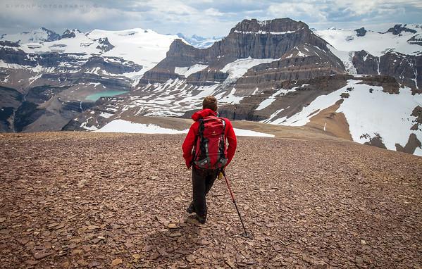 Summit of Mt.Jimmy Simpson