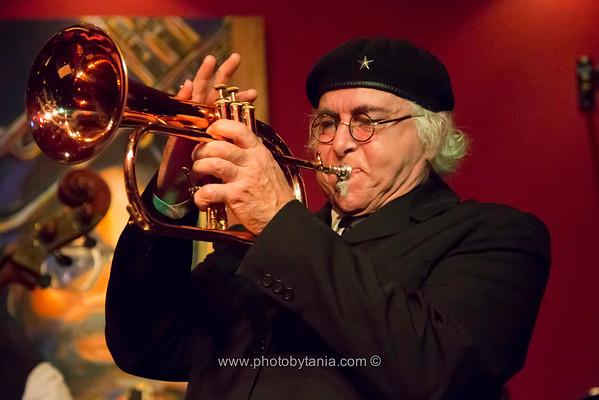 John Montesante at Dizzys during the Melbourne International Jazz Festival 2013.