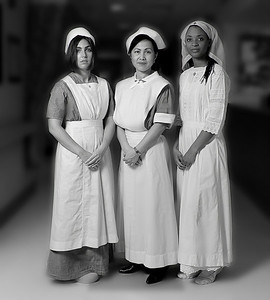 Nurses of Yesteryear