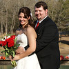 My brother-in-law and his bride on their special day.  Shot on location just southwest of Durant, Oklahoma.
