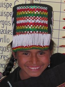 Edelfina, Chuquisaca District, Bolivia.