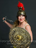 Jane Sandhaus-Packer with Sword - Wild Miss Mazeppa in Gypsy - Copyright 2015 Steve Leimberg - UnSeenImages Com A8442092