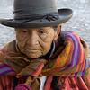 Local Peruvian woman, Cusco, Peru.