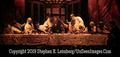 Last Supper - Copyright 2019 Steve Leimberg UnSeenImages Com _Z2A3584