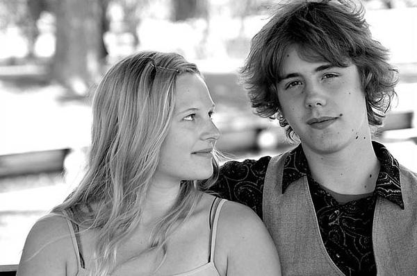 Title: Nicole & Manny, 2006